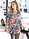 Anna Aura - Jersey blouse met 3/4-mouwen