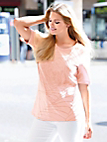 Anna Aura - Le T-shirt ras de cou