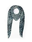 Brax - Driehoekige sjaal