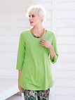 Green Cotton - Le T-shirt long