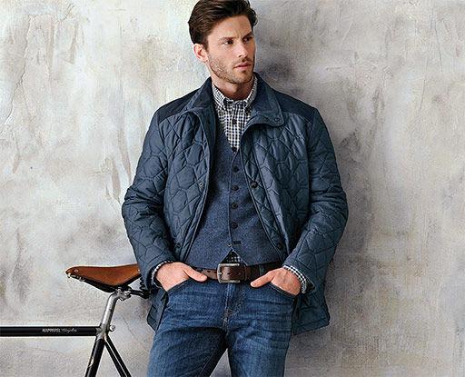 hommes vestes et manteaux