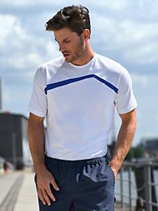 Authentic Klein - Le T-shirt en jersey extensible