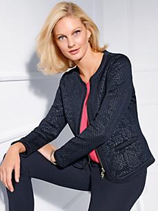 Basler - La veste en jersey