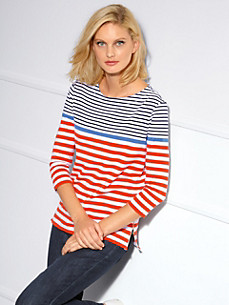 Basler - Le T-shirt encolure bateau