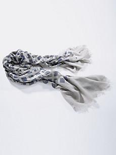 Bogner - L'écharpe en viscose et polyester
