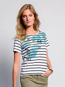 Bogner - Le T-shirt en pure coton manches courtes