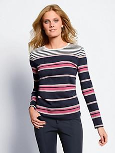 Bogner - Le T-shirt rayé en pur coton