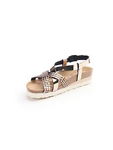 BOnova - Les sandales à bride réglable