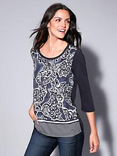 Brax Feel Good - Le T-shirt manches 3/4