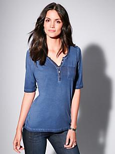 Brax Feel Good - Shirt met halflange korte mouwen