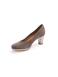 Gabor - Les escarpins en cuir - modèle Comfort