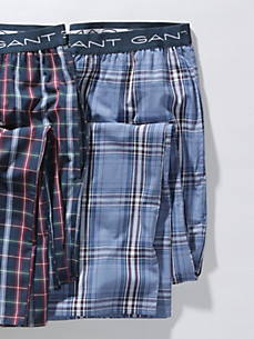 GANT - Le pantalon en tissu