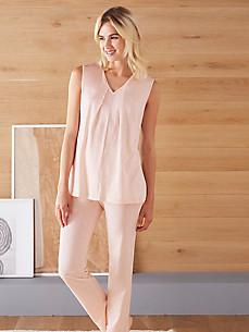 Green Cotton - Le pyjama 2 pièces en pur coton bio