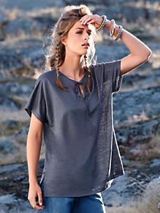 Inkadoro - Tuniekshirt van 100% linnen