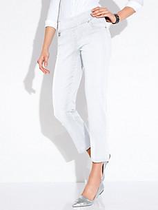 Lisette L. - Enkellange modellerende jeans