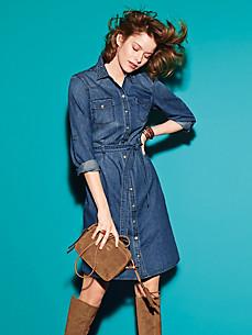 Looxent - La robe en jean