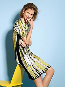 Looxent - La robe en jersey manches courtes