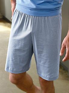 Mey - Le short de pyjama en pur coton