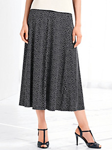 Peter Hahn - La jupe taille élastiquée