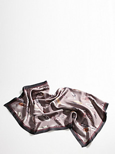 Peter Hahn - Le carré en twill de soie