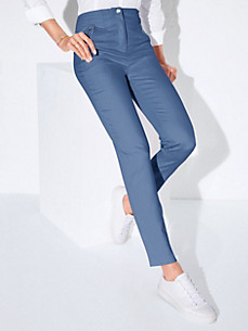 Peter Hahn - Le jean taille haute