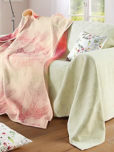 Peter Hahn - Le jeté de canapé et lit, env. 160x250cm