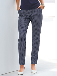 Peter Hahn - Le pantalon en jersey