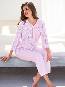 Peter Hahn - Le pyjama en jersey