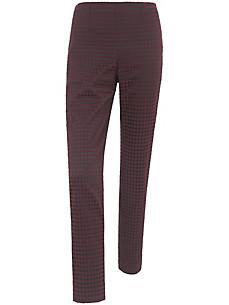 Raffaello Rossi - Le pantalon slim PENNY, taille élastiquée.