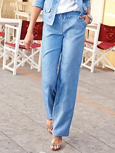 Riani - Le pantalon en pur lin