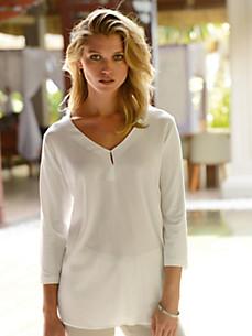 Riani - Shirt met 3/4-mouwen en V-hals