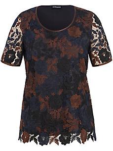Samoon - Le T-shirt en dentelle