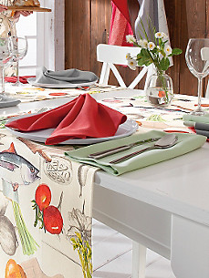 Sander - Le lot de 2 serviettes de table