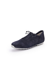 Scarpio - Les sneakers à lacets en cuir