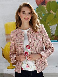 Uta Raasch - La veste courte en tissu bouclette