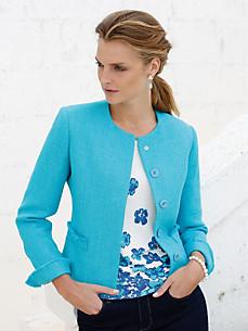 Uta Raasch - Le blazer structuré coupe courte