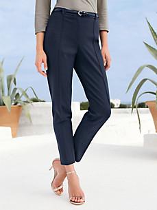 Uta Raasch - Le pantalon 7/8 en jersey extensible