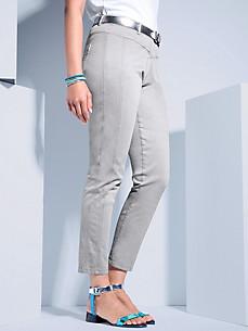 Via Appia Due - Le pantalon 7/8 à taille élastique