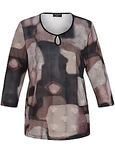 Via Appia Due - Shirt met 3/4-mouwen
