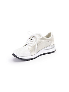 Waldläufer - Les sneakers en cuir nubuck - modèle Hiroko