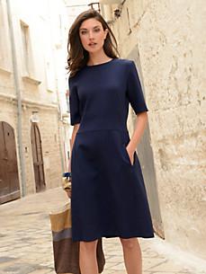 Windsor - La robe en laine vierge