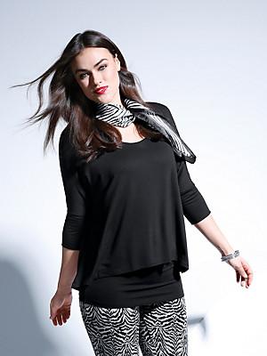 Anna Aura - Le T-shirt 2 en 1