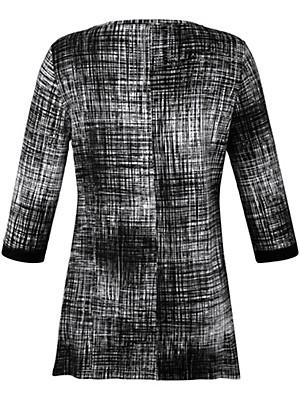 Anna Aura - Le T-shirt ras-de-cou et manches 3/4
