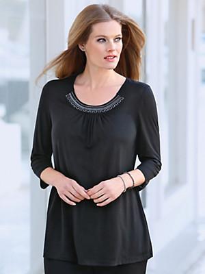 Anna Aura - Shirt met ronde hals