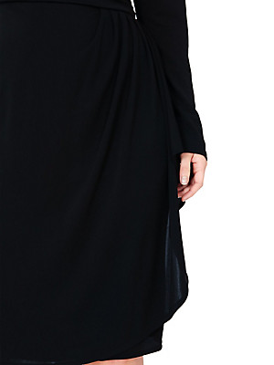 Anna Scholz for sheego - Robe de cocktail élégante