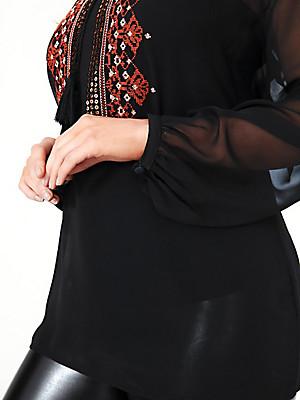 Anna Scholz for sheego - Tunique élégante