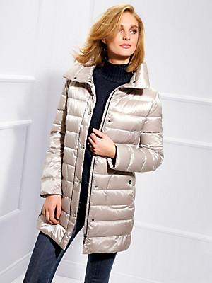 Basler - La veste longue matelassée