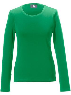 Groen shirt lange mouwen