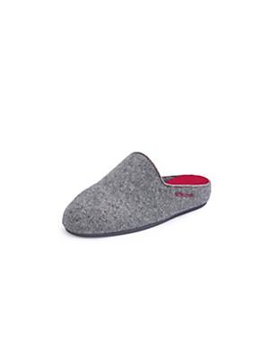 BOnova - Les pantoufles en pure laine vierge