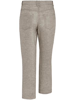 Brax Feel Good - Le pantalon 7/8 en pur lin - Modèle MAINE SPORT